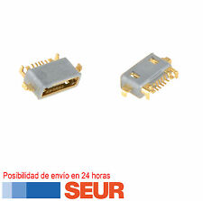 USB CONECTOR CARGA PARA XPERIA ARC NEO LT15i LT18i MT15i MT25 X12 Xiaomi Miui