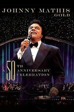 Johnny Mathis Gold: A 50th Anniversary Celebration (DVD, 2006) (DVD, 2006)