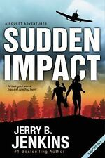 AirQuest Adventures: Sudden Impact by Jerry B. Jenkins (2013, Paperback)
