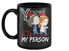 Christmas Mug Tazza Grey's Anatomy Spedizione Tracciabile Idea Regalo!
