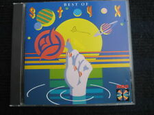 CD  STYX  Best of  RCA  Made in Japan First Print  1980  Greatest Hits Ultimate