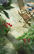 BRADSTONE PATIO slabs flags paving COUNTRYSIDE RIVEN 225x450 £1.25 05497