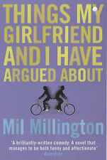 Things My Girlfriend and I Have Argued About,GOOD Book
