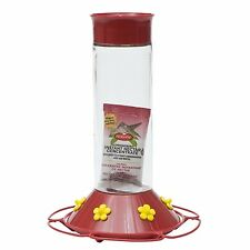 Perky-Pet 209B Our Best Glass Hummingbird Feeder with Free Nectar , New, Free Sh