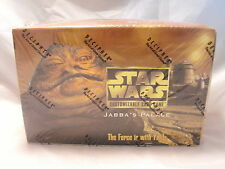 STAR WARS CCG JABBA'S PALACE COMPLETE SEALED BOOSTER BOX OF 60 PACKS