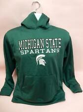 Colosseum Athletics Youth Michigan State Spartans Hoodie Green M 12/14