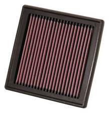 K&N  PANEL FILTER - to suit Nissan 350Z 3.5 V6 2007-2008 2 REQUIRED - KN33-2399