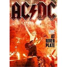 AC/DC LIVE AT RIVER PLATE DVD ALL REGIONS PAL Plus XL T-shirt in box NEW