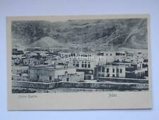YEMEN ADEN Native Quarter old postcard
