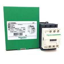 Contactor 036110 Schneider 48VDC 4kW LC1D09EL