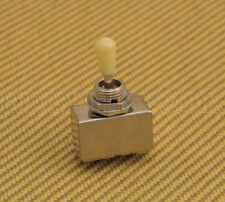 EP-4366-028 Import 3-Way Toggle Box Switch w/Cream Tip for Epiphone® Guitar Bass