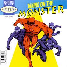 CD I.D.K. Taking on the Monster Single