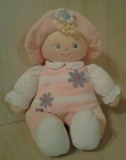 Baby Gund Plush Baby Security Doll Sonja 12""
