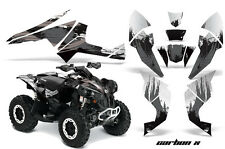 CanAm Renegade500/800/1000 AMR Racing Graphic Kit Wrap Quad Decal ATV All CBON X