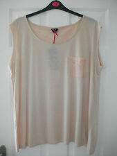 ladies lace pocket top from TG size 24 NEW