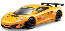 Burago 18-38014 - 1/43 SCALE RACING MCLAREN MP4-12C GT3 MODEL CAR