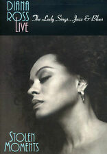 DIANA ROSS: Stolen Moments - The Lady Sings... Jazz & Blue DVD *NEW