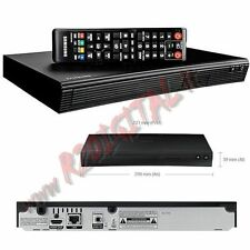 LETTORE BLURAY BD-J5500 DVD DIVX SAMSUNG HD MKV ETHERNET LAN HDMI USCITA USB