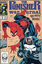 Punisher era Journal # 15 (guest: Spiderman) (Estados Unidos, 1990)