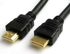NEW GOLD HDMI TO HDMI CABLE FOR PS3 PS4 XBOX LCD LED PLASMA 3D HDTV 1.5M