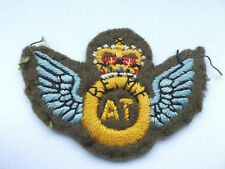 post war REME aircraft technician  specialist trade qualification patch