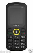 Onida G18A Dual Sim FM With Recording Auto Call Record 500 Phone Book