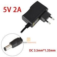 AC to DC 3.5mm*1.35mm 5V 2A Switching Power Supply Adapter Charger Converter