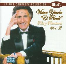 Victur Yturbe El Piruli CD NEW Completa Coleccion SET Con 2 CD's 35 Canciones !
