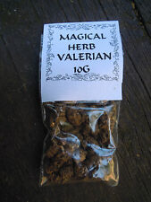Valerian herb Wicca/Pagan/Spell Supplies/Herbs/Incense witchcraft