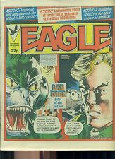 EAGLE weekly British comic book December 17 1983 VG+  Krull back cover ad