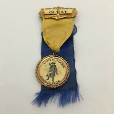 Commemorative Medal In Honor of Lynn Mass. Revolutionary Soldiers June 1904