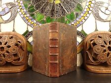 1742 1st ed Freemasons & Masonic Rites & Ritual Occult Origins Francs-Maçons