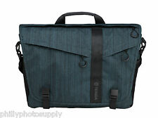Tenba Messenger DNA 15 BAG COBALT Camera Bag   Quick Access to your gear fast!