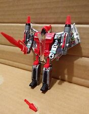 Vintage Transformers G1 Swoop Dinobot Complete Macau Variant! w/instructions&Bio