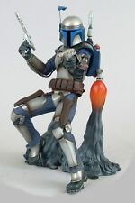 "KOTOBUKIYA Giappone Star Wars art FX Jango Fett 12"" figura in scala 1/6th sigillato in scatola"