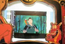 Disney-  Piece of Disney Movies - Mulan LE 2000 PIN