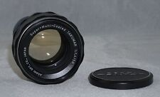 Super-Multi-Coated Takumar f1.4 50mm M42 Screwmount Lens * Excellent Condition *