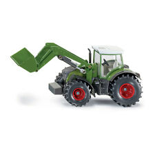 Siku Fendt Tractor With Front Loader (Scale 1:50) Diecast Vehicle NEW