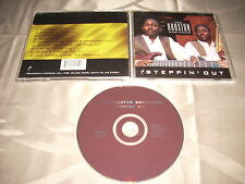 """THE BRAXTON BROTHERS """"STEPPIN' OUT"""" KOKOPELLI RECORDS CD USA 1996"""