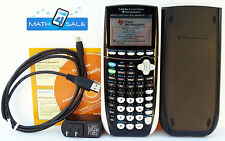 Texas Instruments TI-84 Plus C Silver Edition Graphing Calculator - TI 84 Color