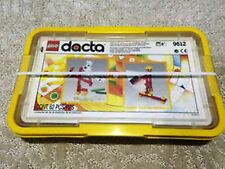LEGO DACTA Technic Lever Mini Set #9612 - Brand new and Sealed + Bonus
