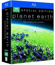 Planet Earth - Special Edition 6er [Blu-ray] NEU Planet Erde David Attenborough