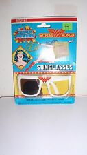 VINTAGE 1984 SUPER POWERS WONDER WOMAN SUNGLASSES SEALED PACKAGE