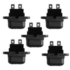 Amp 30A Auto Blade Standard Fuse Holder Box for Car Boat Truck with Cover 5pcs