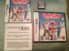 Nintendo DS Christmas Santa Claus Is Comin' To Town Game