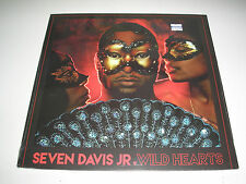 "Seven Davis Jr. Wild Hearts 12"" sealed New"