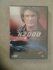 12717/ /K 2000 SAISON 2 COFFRET 6 DVD NEUF SOUS BLISTER