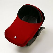 Imagine Baby Car Seat Canopy Shade - Red