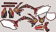 2003-2007 Honda CRF150 230 CRF230 150 f Graphics Decal fender shrouds sticker