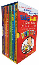 Big Nate Series Collection Lincoln Peirce 6 Books Box Set Gift Pack In the Zone